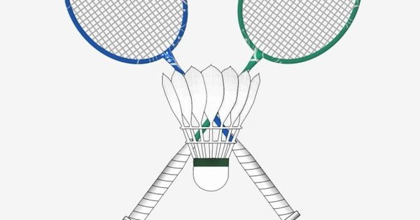 Badminton And Racket Illustrations Badminton Clipart Sports Competition Feather Png Transparent Clipart Image And Psd File For Free Download In 2020 Rackets Clip Art Illustration