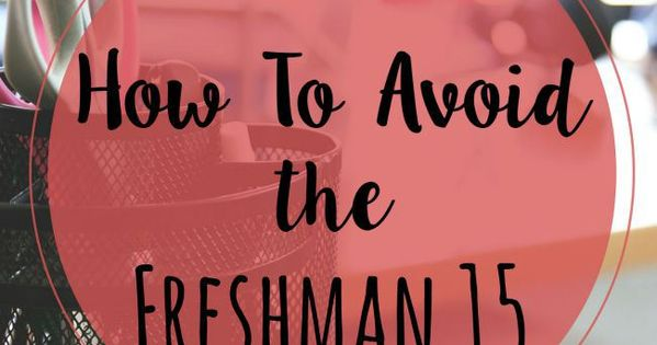 How Avoid The Freshman Years Too Late And Long