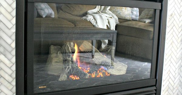 Simple And Quick Instructions On How To Clean The Inside Glass On A Gas Fireplace Decorating