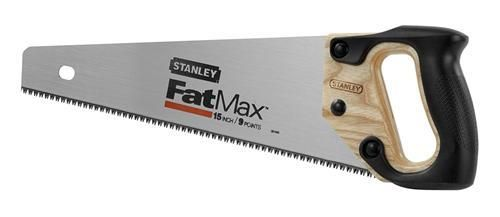 Stanley 20 045 Fatmax Hand Saw 15 Hand Saw Electrical Hand Tools
