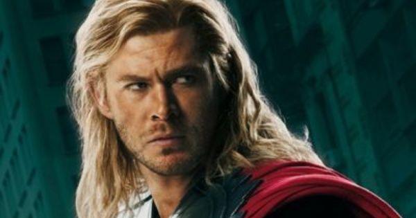 Thor. Beautiful man.