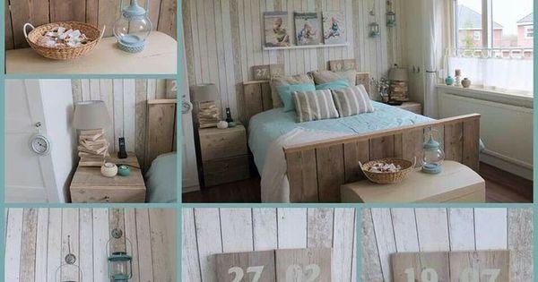 Kleurinspiratie zee slaapkamer google zoeken wooniedeetjes pinterest slaapkamer zoeken - Slaapkamer jaar oud ...