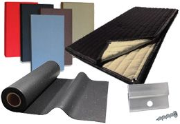 Sound Absorption Sheets Sound Proof Curtains Sound Proofing Soundproof Windows