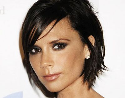#richfieldhairdressing hairstylesforfinehair posh victoriabeckham brunette