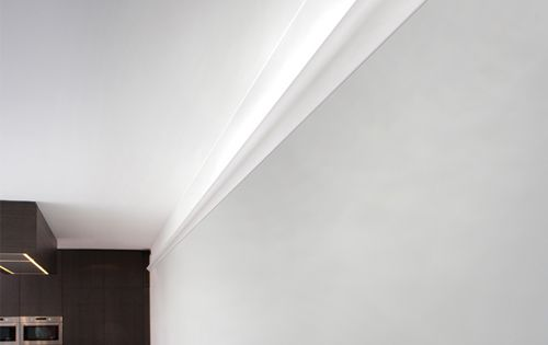 cornices waves and ceilings on pinterest c364 wave lighting coving