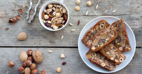 Ricetta Torta con la frutta secca per Tu Bi'Shvat - Labna | Camp Ideas ...