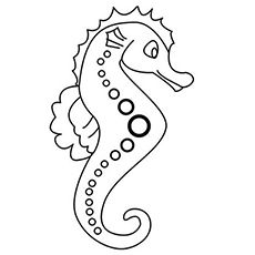 Top 10 Free Printable Tropical Fish Coloring Pages Online Horse Coloring Pages Animal Coloring Pages Horse Coloring