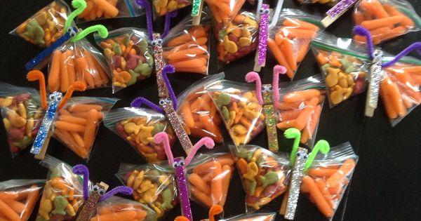 Fun Healthy Snacks for Kids Danya Banya