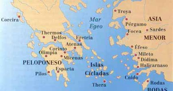 troya mapa Mapa De Grecia Y Troya Grecia Antigua Grecia Micenas troya mapa