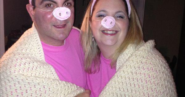 Pigs In A Blanket Halloween Costume