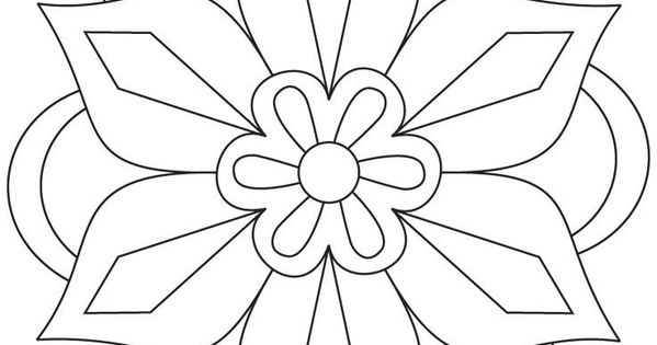 rangoli coloring pages for diwali pictures | Diwali Rangoli Patterns Coloring Pages | Diwalifbcovers ...