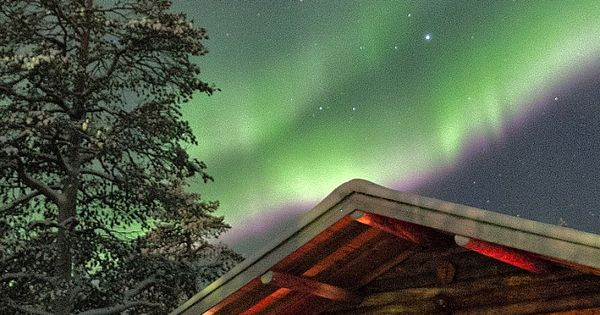 For its lake lands and opportunities to view the Northern Lights, Finland