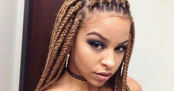 Hairstyles Braids With Color: B R A I D S & M O R E