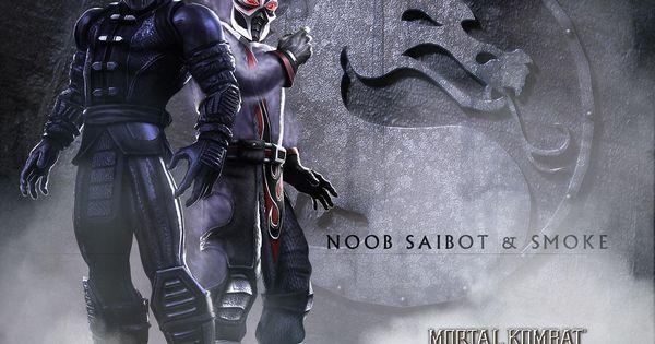 pin noob saibot smoke - photo #4