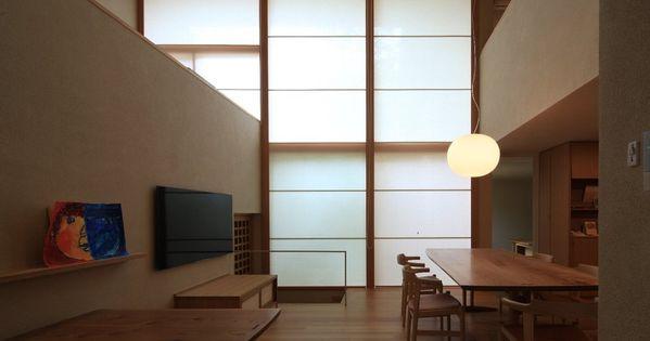 横内敏人建築設計事務所 T Yokouchi Architect Associate 京都市