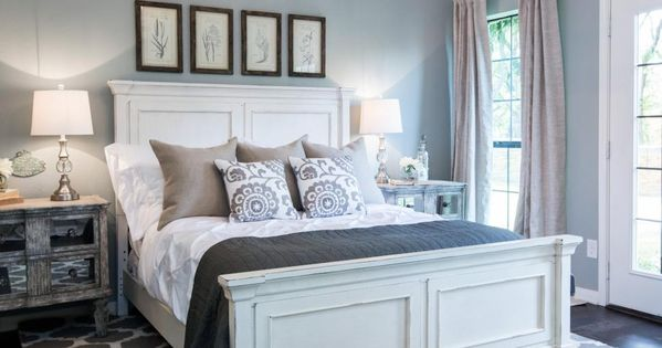 fixer upper yours mine ours and a home on the river kleines schlafzimmer und schlafzimmer. Black Bedroom Furniture Sets. Home Design Ideas