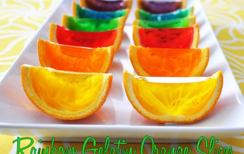 7 Easy Rainbow Snacks for Kids - Blissfully Domestic ...