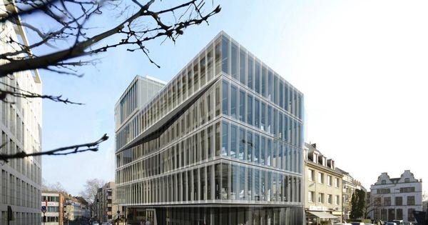 Richtfest Fur Deg Erweiterungsbau In Der Kolner Innenstadt Citynews Innenstadt Stadt Bau