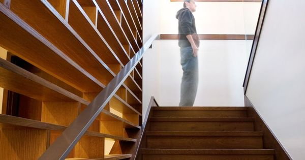 Best The Kendrick House Staircase Partition Interior Design 400 x 300