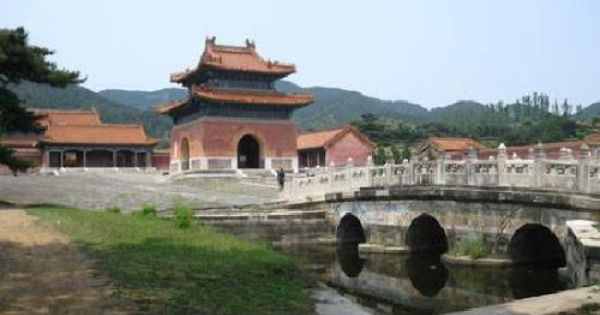 Emperor Qianlong Ordered That Father Could Not Be Buried Together With His Sons So The Members Of Qing Royal Family Were Buried Separately Beijing Tomb Photo