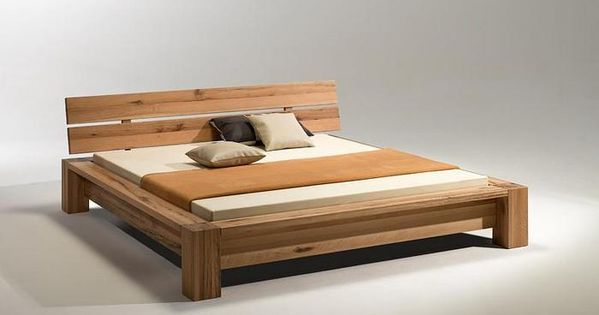 A Wooden Bed Design   Bedroom Designs Gorgeous Oak Simple Solid Wood Bed  Modern Design   For the Home   Pinterest   Wood beds  Bed ideas and Modern  bedrooms. A Wooden Bed Design   Bedroom Designs Gorgeous Oak Simple Solid