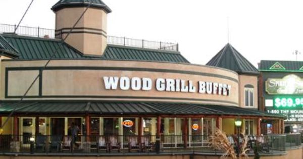 The Wood Grill Buffet Gatlinburg Tennessee With Images