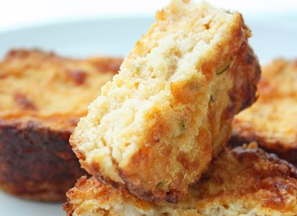 Jalapeno and Cheddar Cauliflower Muffins (Low carb and gluten free ...