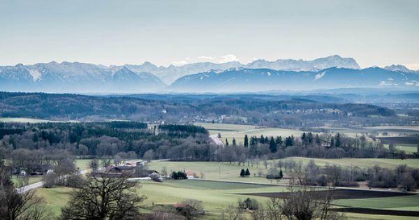 Hirschberg Bayern Berg Deutschland