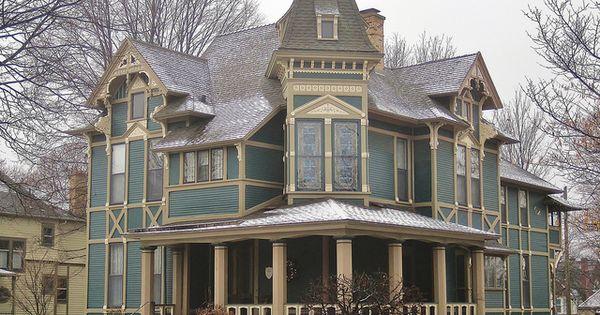 Grand rapids mi arquitectura victoriana estilos - Arquitectura victoriana ...