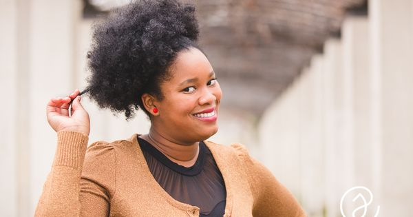 Shooting Afro Puff |