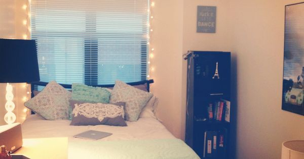 25 well designed dorm rooms to inspire you dormitorio for Decoracion hogar habitaciones