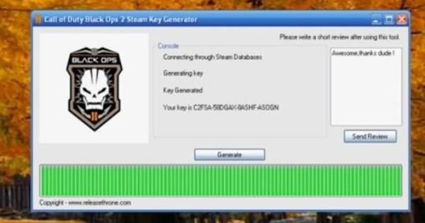 Black Ops 2 Steam Key Generator - Video Dailymotion ... Dailymotion