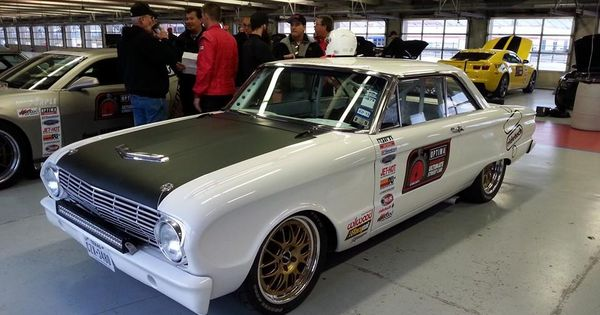 aaron kaufman 39 s gas monkey garage fast n 39 loud ford falcon is competing in the ultimate street. Black Bedroom Furniture Sets. Home Design Ideas
