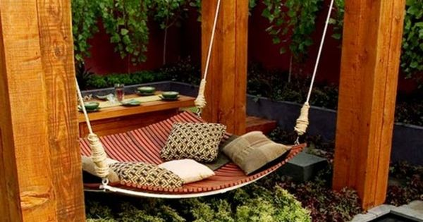 backyard swing...