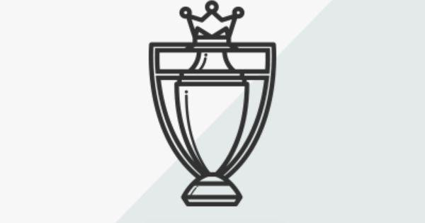 Premier League Trophy Icon Lfc Tattoo Premier League Trophy