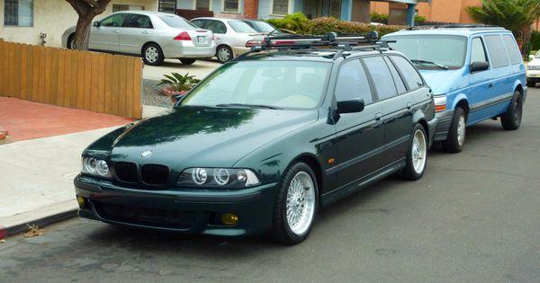 E39 Roof Rack Options Bmw E39 Touring Bmw E39 Bmw Wheels