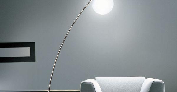 L mpara de pie de dise o original de interior de - Iluminacion original ...