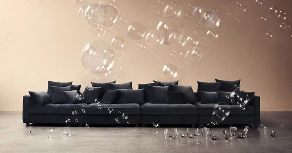 mr big sofa says who bolia couch pinterest big sofas living spaces and living rooms. Black Bedroom Furniture Sets. Home Design Ideas