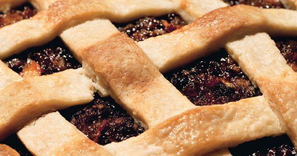 Mock Mincemeat Pie Recipe Bon Appetit Mincemeat Pie Mince Meat Recipes