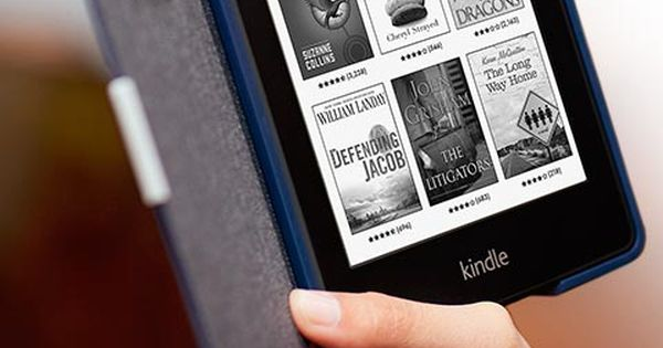 kindle paperwhite touch screen ereader with built in. Black Bedroom Furniture Sets. Home Design Ideas