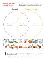 Venn Diagram Worksheets School Sparks Venn Diagram Worksheet Kindergarten Math Worksheets Venn Diagram
