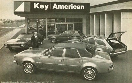 1970 S Key American Motors Corporation Dealership Albuquerque