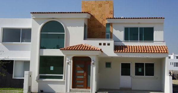 Fachada casa moderna 650 450 frente casa for Fachadas de casas modernas en hermosillo