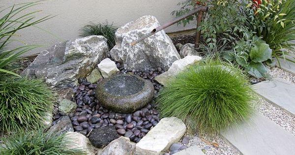 Tranquil japanese garden by freidin design and for Tranquil garden designs