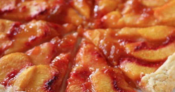 Peach Crostata | Recipe | Peaches