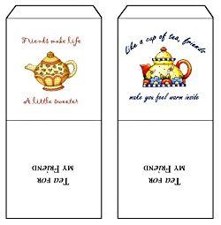 Pin By Sally Paeglow On Tea Crafts Tea Tag Tea Tea Quotes