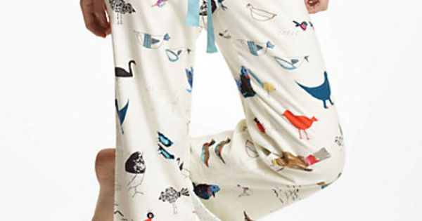 Adorable bird print, Anthropologie, $48