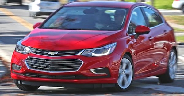 2019 Chevrolet Cruze Hatchback Rumors Little Vehicles Are