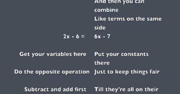 Kuta software - solving multi-step equations - FREE PRINTABLE MATH ...