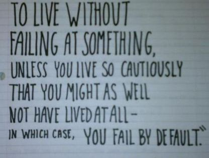 J.K. Rowling, you are awesome. quote.. Need to remember